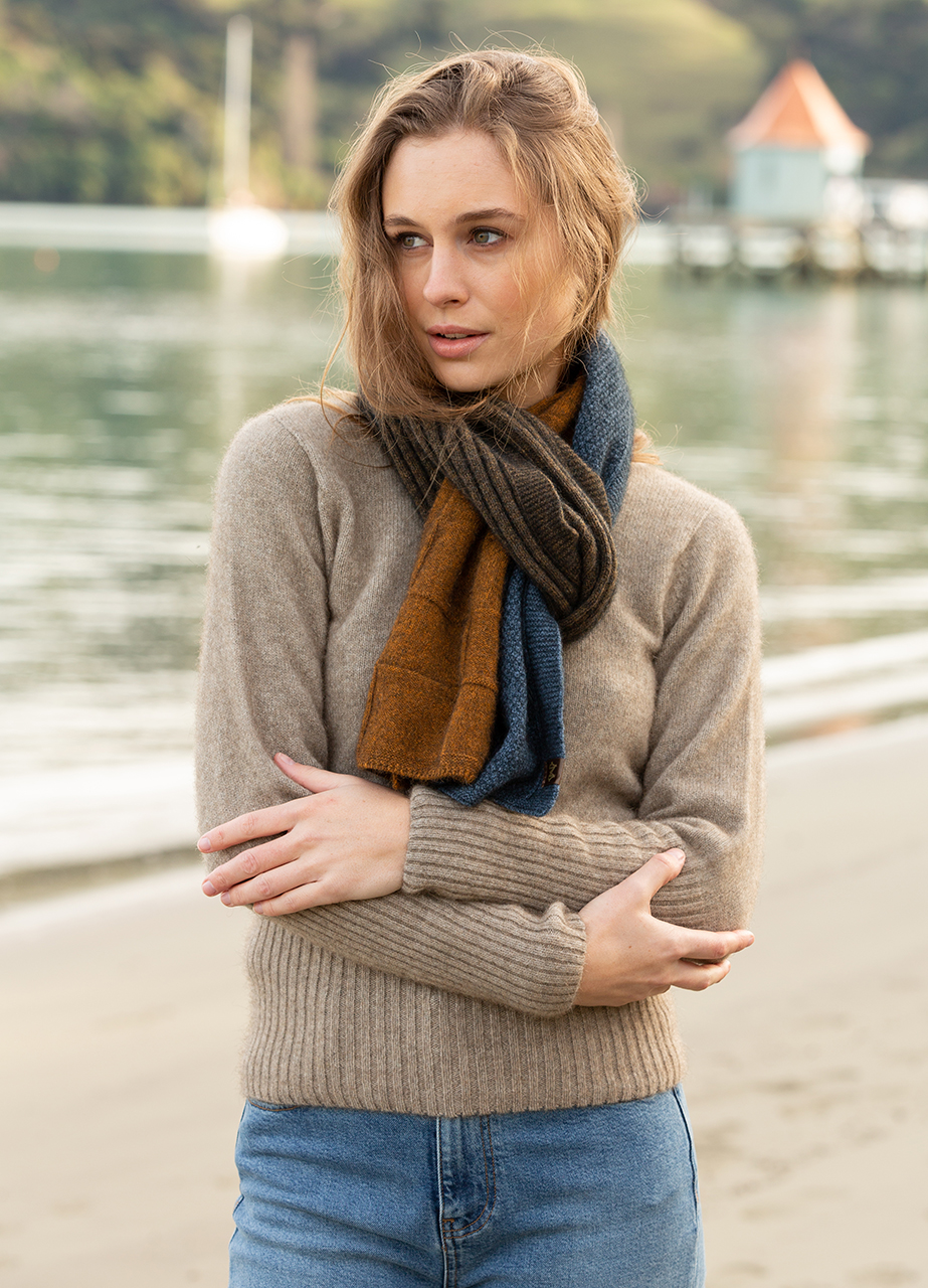 Mad Knit Scarf